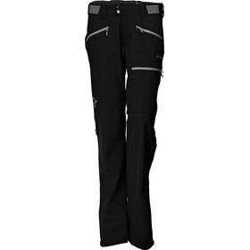Norrøna Falketind Windstopper Hybrid - Pantalon Femme - noir